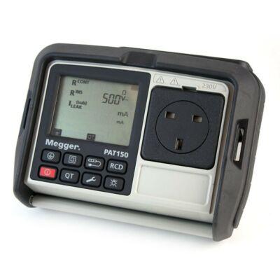 Megger PAT150R hordozhato-készülék vizsgáló műszer, PAT teszter