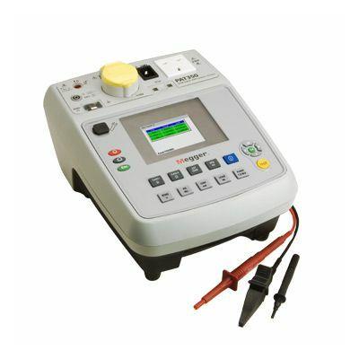 Megger PAT350 hordozható-készülék vizsgáló műszer, PAT teszter