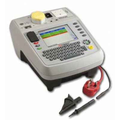 Megger PAT420 hordozható-készülék vizsgáló műszer, PAT teszter