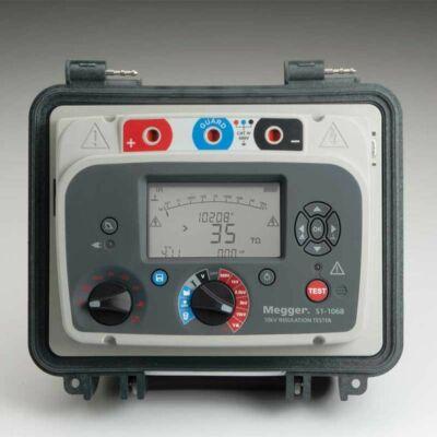 Megger S1-1068-EU szigetelési ellenállásmérő 10kV, 35TOhm