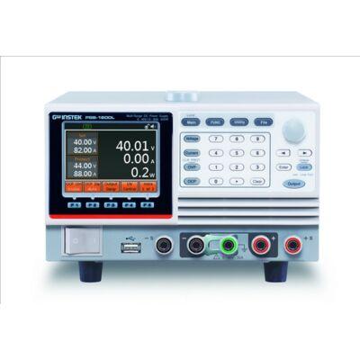 GW Instek PSB-1800L 40V-80A, 1 csatornás, programozható kapcsoló üzemű tápegység