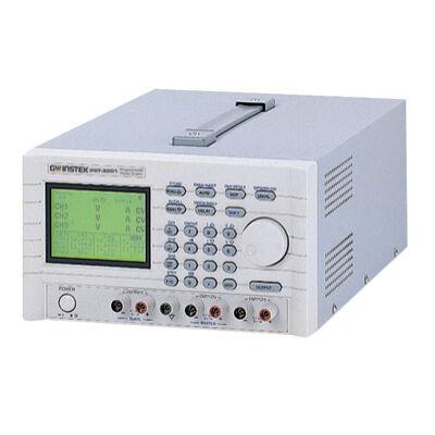 GW Instek PST-3202 2x32V-2x2A + 6V-5A, 3 csatornás, trafós tápegység