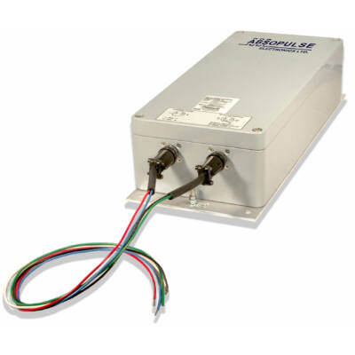 Raytek RAYMI3ACISCB5 ATEX robbanásbiztos tápegység 2db robbanásbiztos hőmérőfejhez, 5m kábellel