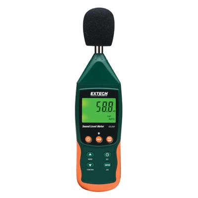 Extech SDL600 Hangszintmérő kéziműszer és adatgyűjtő
