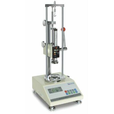 Sauter SD 100N100 rugóerő mérő tesztállvány 100N