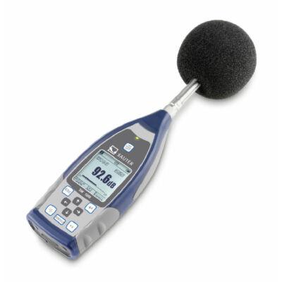 Sauter SW 1000 professzionális hangszintmérő kéziműszer