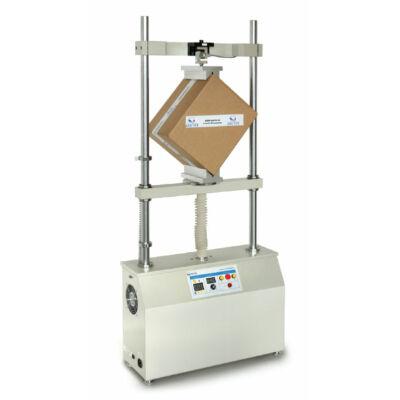 Sauter TVM 5000N230XL motoros függőleges erőmérő állvány kartondobozok és csomagoló anyagokhoz 5000N