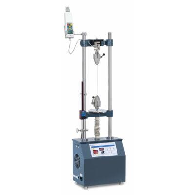Sauter TVS 50KN80 prémium mérőállvány precíziós léptetőmotorral 50kN