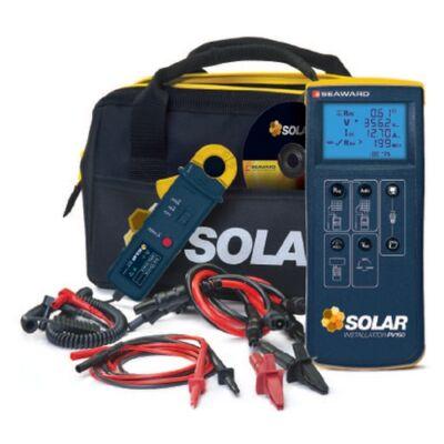 Seaward PV150 napelem-rendszer telepítő tesztkészlet - 388A913
