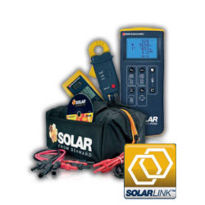 Seaward SolarLink Test Kit (PV150+SS200R) Napelem rendszer telepítő tesztkészlet - 388A918