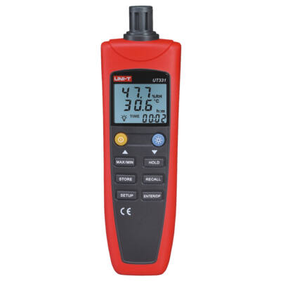 Uni-T UT331 Digitális termo-hygrométer