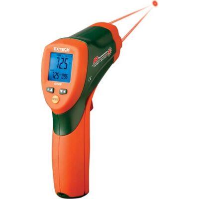 Extech 42509 infrahőmérő, 12:1, 510 Celsius