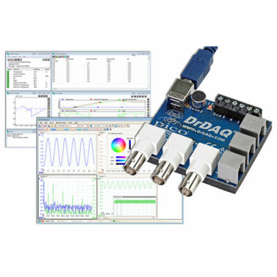 Pico DrDAQ adatgyűjtő modul