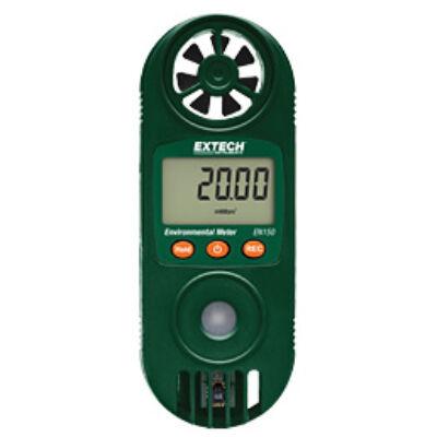 Extech EN150 Környezeti mérőműszer UV méréssel