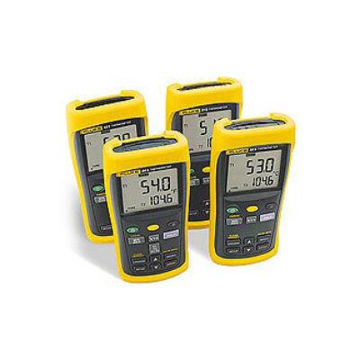 Fluke 53 II hőmérsékletmérő
