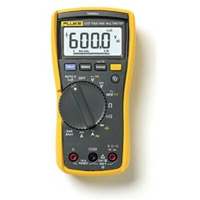Fluke 117 multiméter 2db-os TWIN csomag