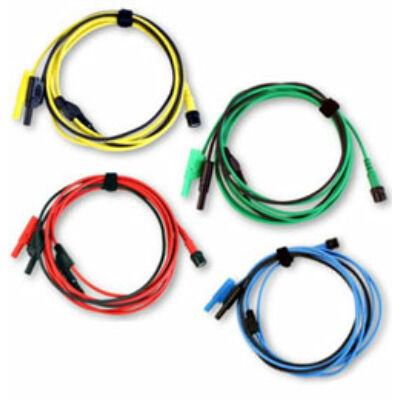 Pico PP718 Prémium mérővezeték készlet, BNC-4mm, 3m