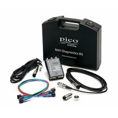 Pico PQ129 NVH Standard Diagnosztikai Kit és Mongoose Kábel hordtáskában