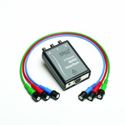 Pico PQ027 Egyszeres - 3-kimenetű gyorsulásmérő upgrade készlet