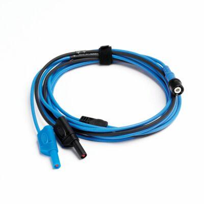 Pico TA199 Prémium mérővezeték, BNC-4mm, 5m, kék