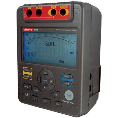 UNI-T UT511 szigetelésvizsgáló 1000V