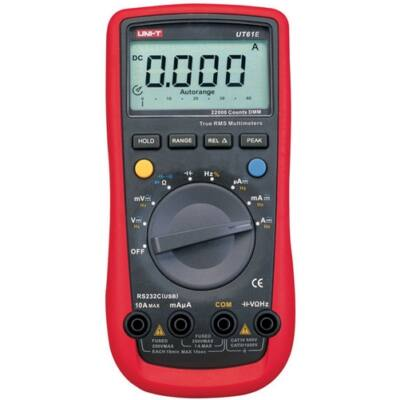 UNI-T UT61E Multiméter