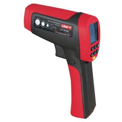 UNI-T UT305C infrahőmérő, 50:1, 1550 Celsius