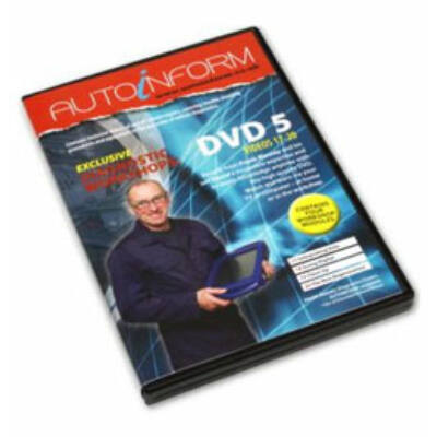 Pico DI088 Autoinform Diagnostic Workshop DVD 5